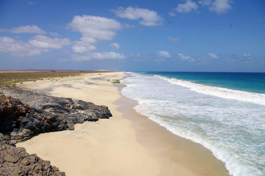 CABO VERDE-boavista playas