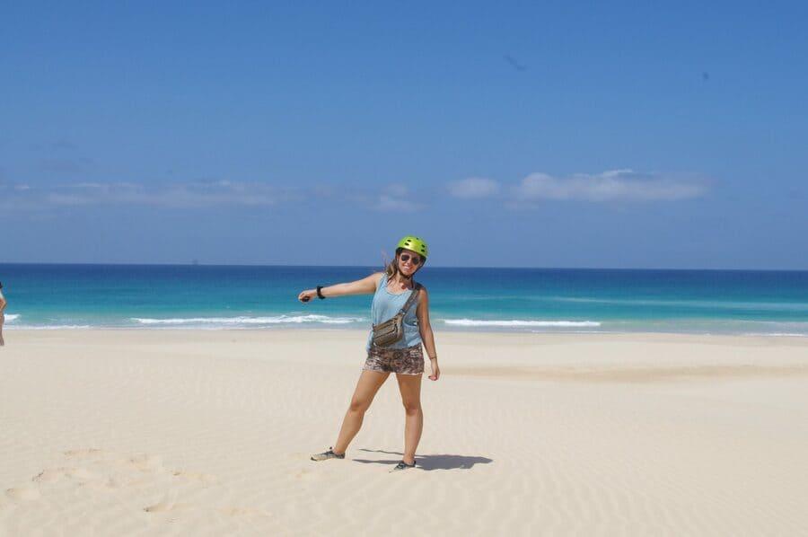 Praia do Curralinho, Boa Vista, Cabo Verde