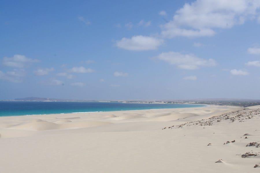 Praia de chaves, Boa Vista, Cabo Verde