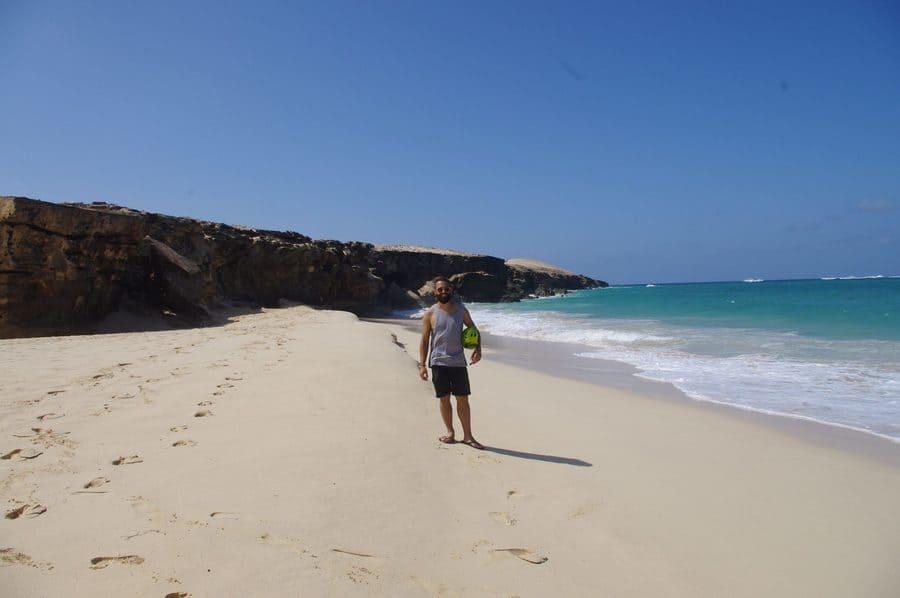Praia da Varandinha, Boa Vista, Cabo Verde