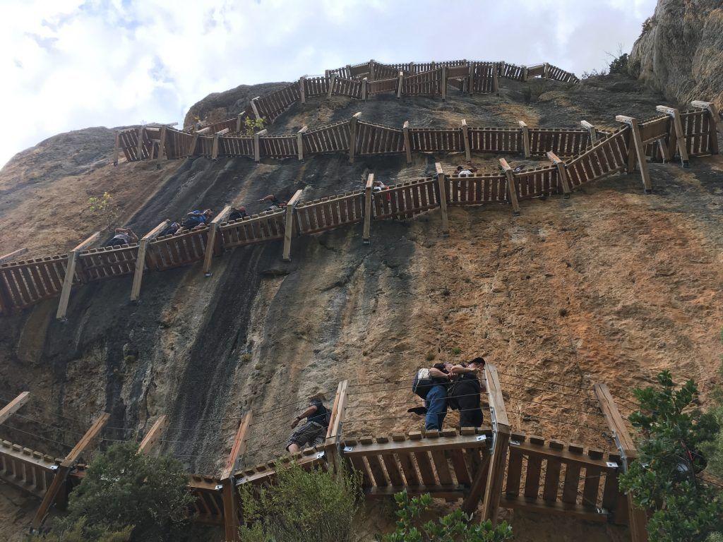 El congost de mont-rebei, maravilla de la naturaleza • IMG 4359