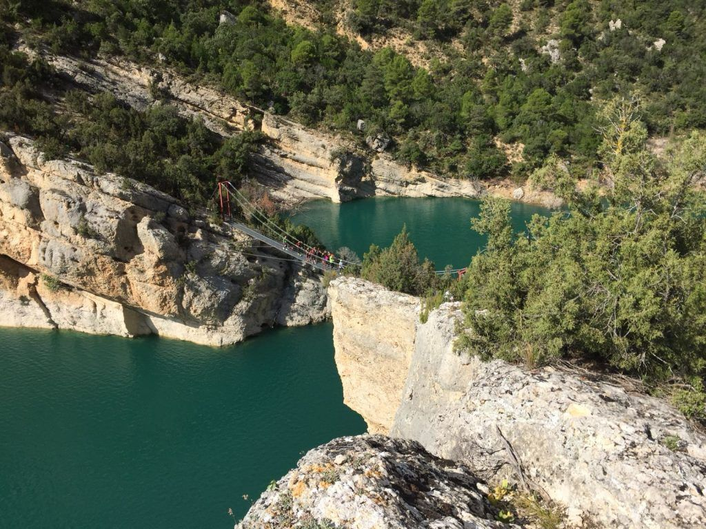 El congost de mont-rebei, maravilla de la naturaleza • PHOTO 2018 10 13 13 57 081