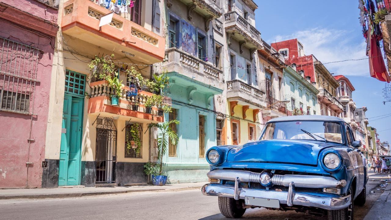 viaje en grupo a Cuba