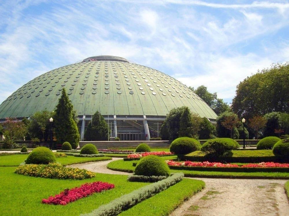Qué ver en Oporto en 4 días • jardines palacio cristal 1