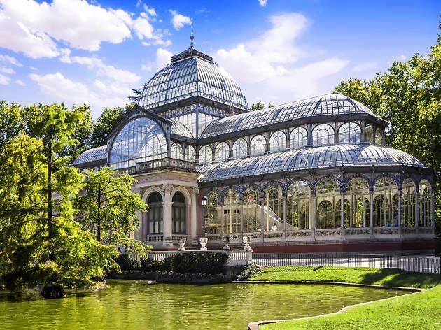 Jardines del Palacio de Cristal, OPORTO