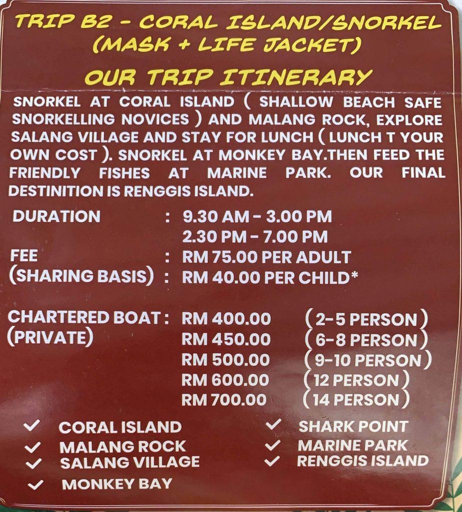 Guía completa de Pulau Tioman - Islas de Malasia • 4D85D521 51AC 45F1 B104 34705D0C18CD compressor 1 1