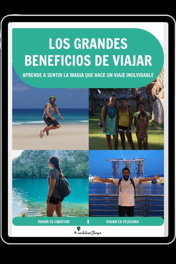 regalo beneficios viajes diferentes