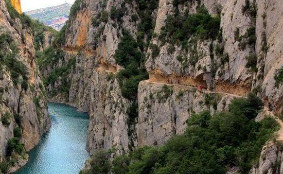 Lleida 2020 • desfiladero del congost