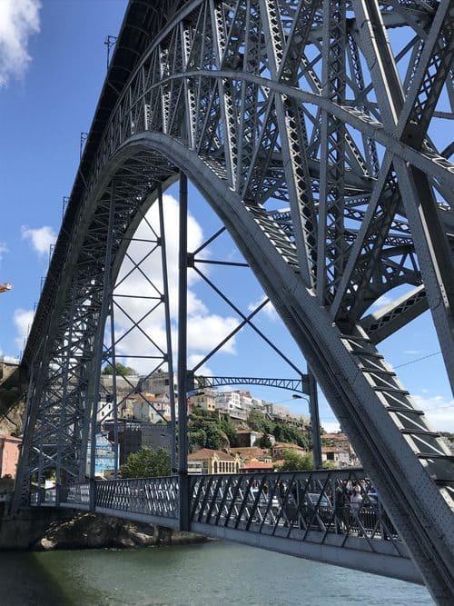 Puentes en Oporto