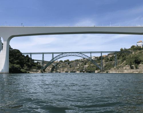 Puentes de Oporto, Portugal