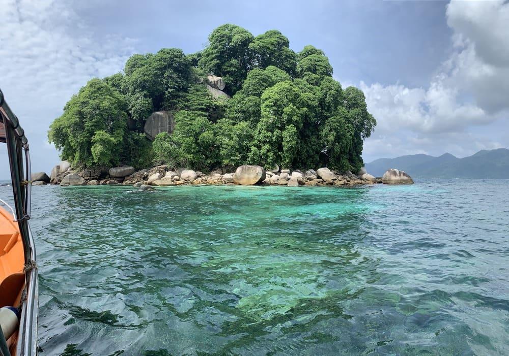 Guía completa de Pulau Tioman - Islas de Malasia • Renggis Island Pulau Tioman