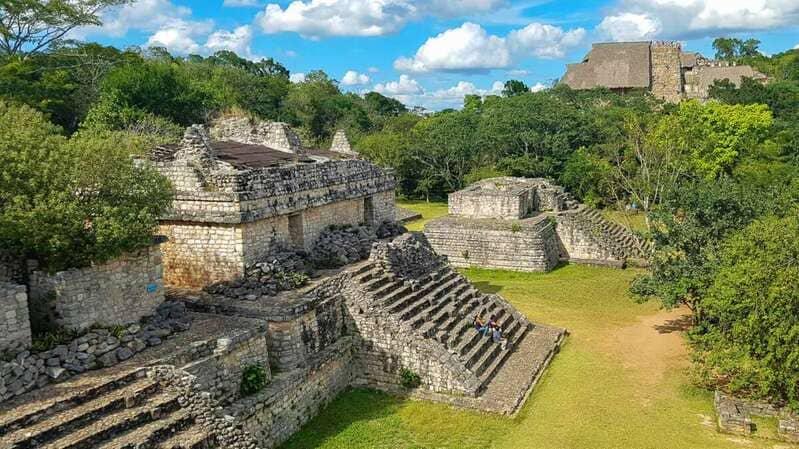 Viaje en grupo a México 12 días Diciembre • ek balam yucatan