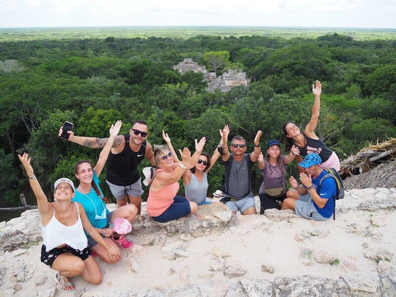 Viaje en grupo a México • Calakmul