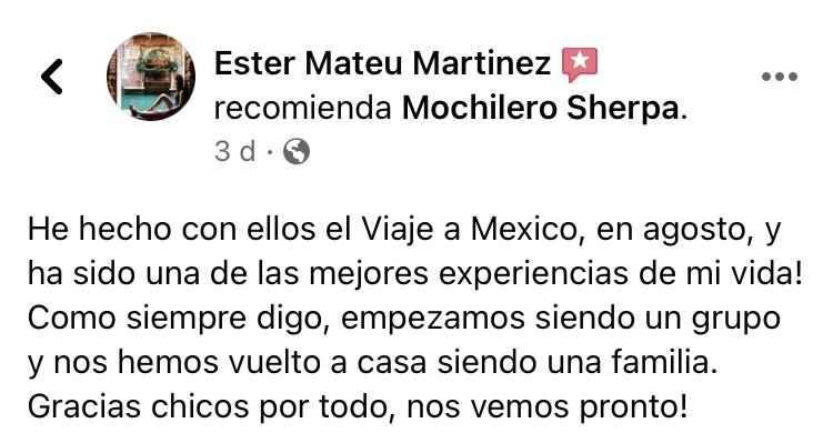 Viaje en grupo a México 12 días Diciembre • IMG 9619