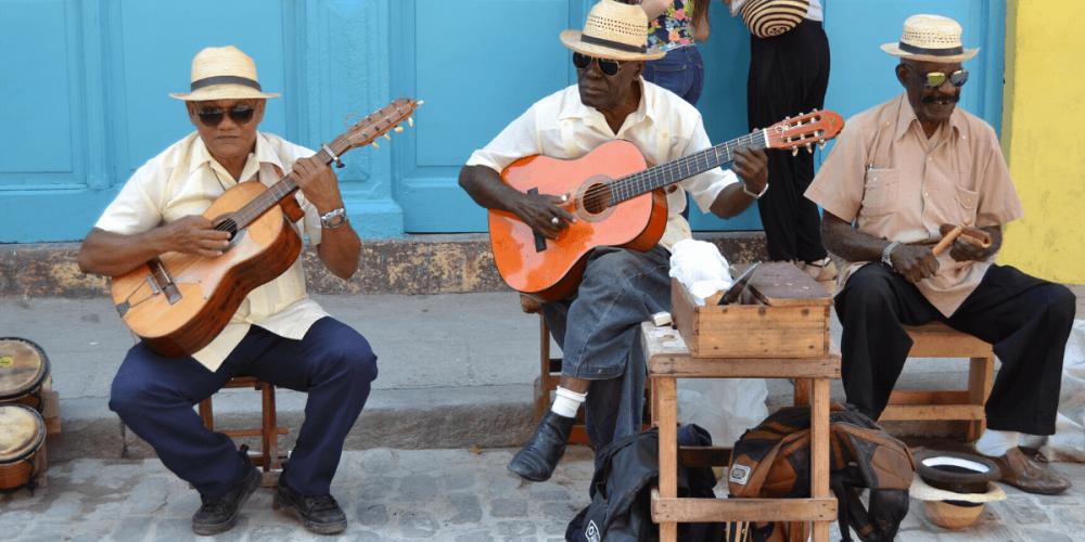músicos Cuba